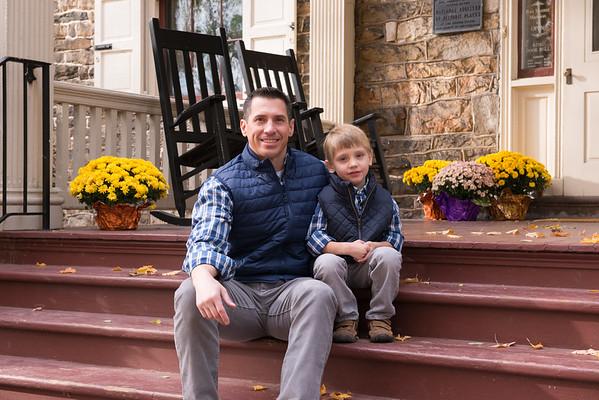 Carl and Caleb